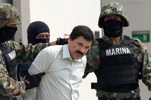 """""""El Chapo"""" fue declarado culpable de diez cargos y arriesga ser condenado a cadena perpetua"""