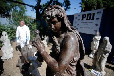 Caso estatuas: fiscal confirma formalización de Raúl Schüler y Gobierno anuncia querella