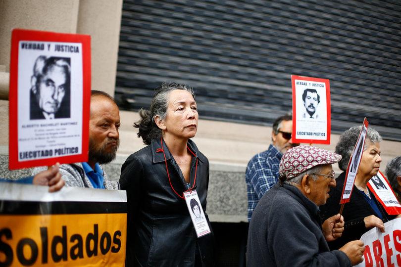 Familiares de ejecutados piden degradar a oficiales encausados por DD.HH.