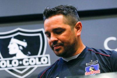 No va más: Aníbal Mosa confirmó que Héctor Tapia no continuará en Colo Colo