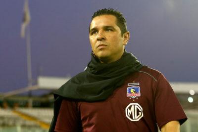 Héctor Tapia ya busca trabajo fuera de Colo Colo y asoma como DT del Deportivo Cali