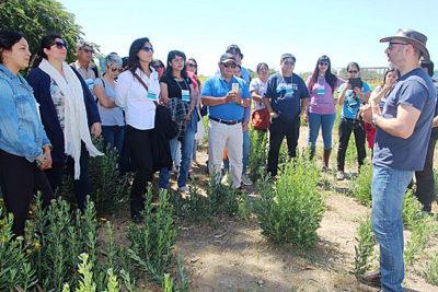 Cuidado medioambiental: culmina el 2° Seminario Internacional de Gestión y Gobernanza de Humedales en Concón