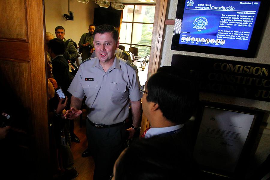 """""""Ricardo Martínez: """"Este es un problema del Ejército y el Ejército tiene que resolverlo"""