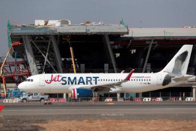 Aerolínea chilena lanza descuentos de hasta 99% en vuelos