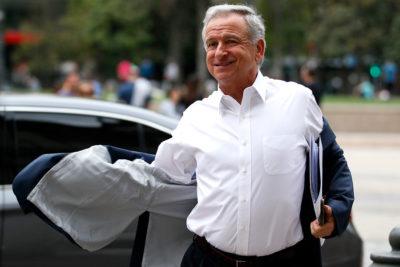 """Larraín destaca informe del FMI que resalta recuperación chilena: """"Se apoya en una mayor confianza"""""""
