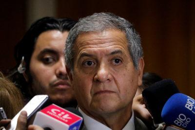 """Mario Carroza: """"Tenemos la intención de mantener el pedido de extradición"""""""