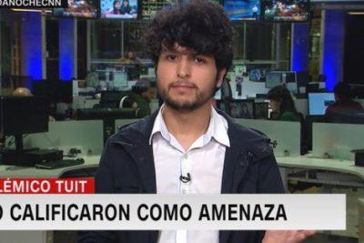 """""""Después de 89 días devolvieron mi celular. No fui formalizado"""": relato del joven denunciado por Cecilia Pérez por amenazas"""