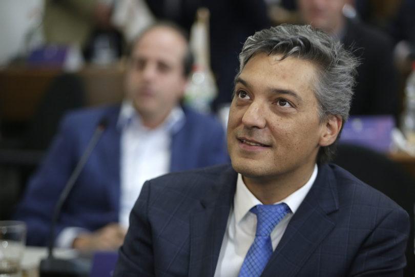 Sebastián Moreno es el nuevo presidente de la ANFP