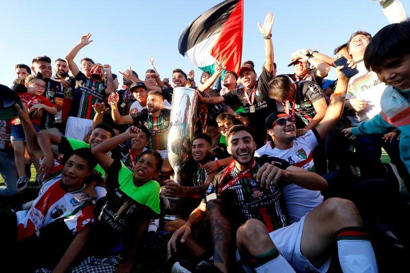 Mahmoud Abbas envía carta para felicitar a Palestino tras ganar la Copa Chile