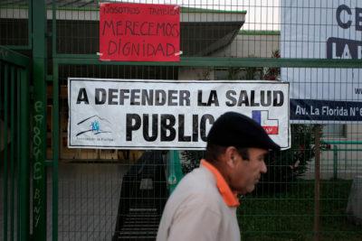 Confusam anuncia paro por rechazo a la propuesta de reajuste del sector público