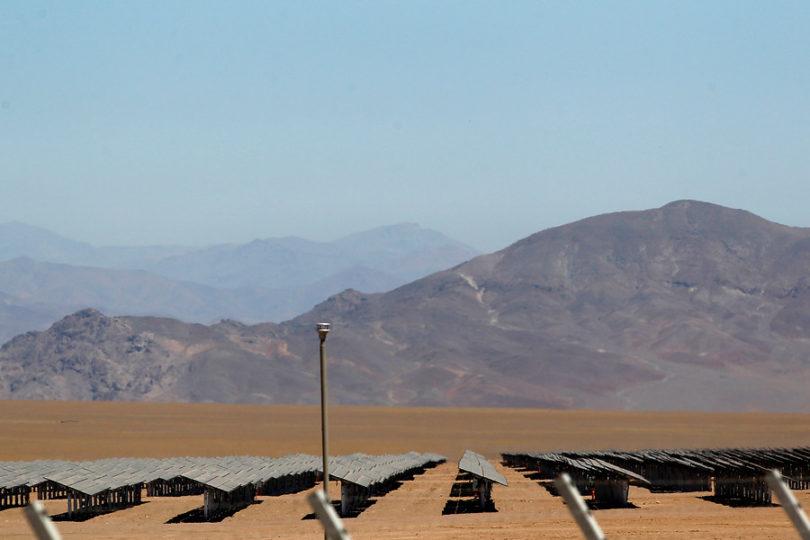 Nuevo parque fotovoltaico en el Valle del Elqui tendrá millonaria inversión