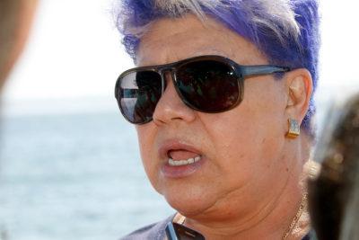 """Patricia Maldonado explotó con """"actores de izquierda"""" los trató de """"care' raja"""" y lanzó duro discurso"""