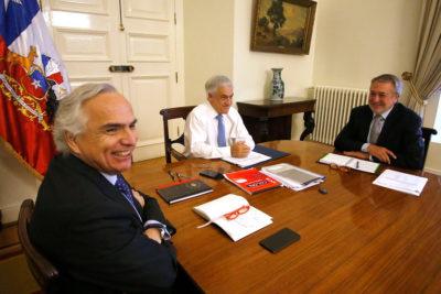 """Piñera pide a Atton poner énfasis en seguridad: """"Hay demasiada delincuencia"""""""