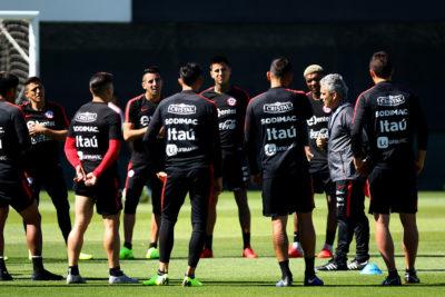 La Roja sale a la cancha: cómo formará Rueda en su primer partido de local