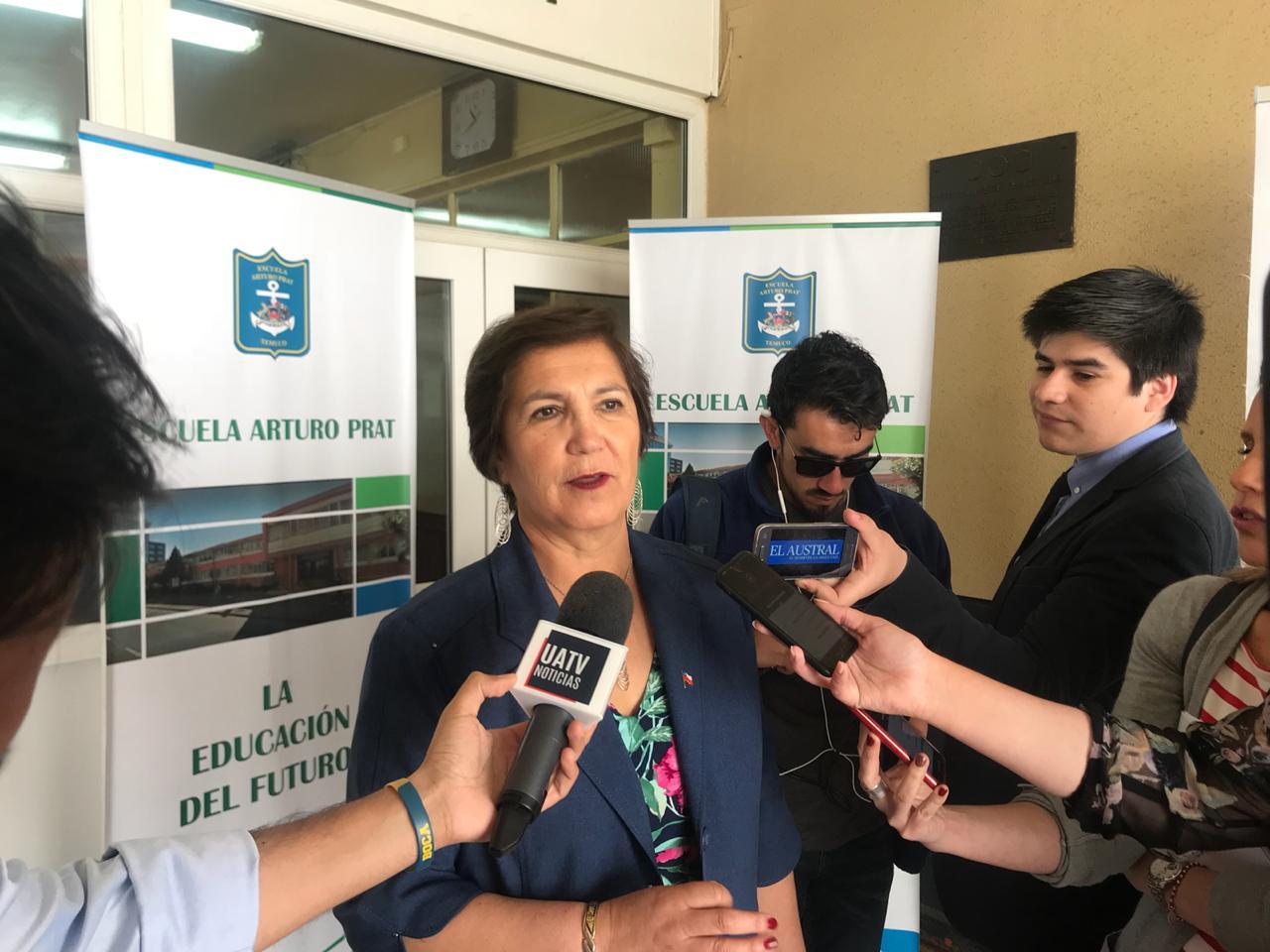 """""""Piden renuncia a seremi de Educación de La Araucanía"""""""