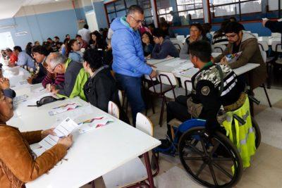 Contratos laborales de personas con discapacidad aumentaron un 46,5%