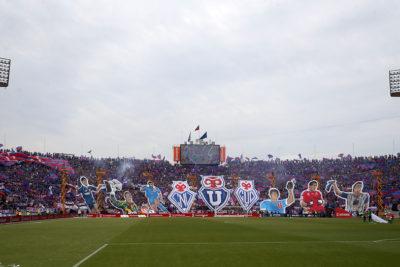 Universidad de Chile llevó 100 mil hinchas más al estadio que Colo Colo en el Campeonato Nacional
