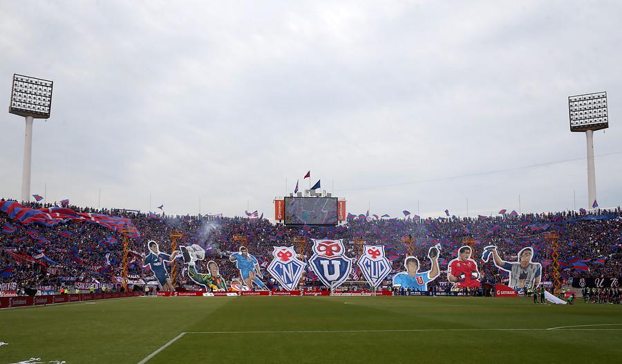 """""""Universidad de Chile llevó 100 mil hinchas más al estadio que Colo Colo en el Campeonato Nacional"""""""
