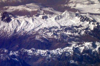 Complejo volcánico Planchón Peteroa registró pulso eruptivo esta mañana