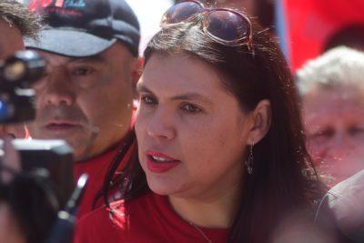 CUT realiza masiva marcha por convocatoria a Paro Nacional Activo