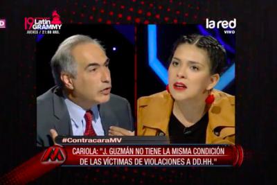 VIDEO | Cariola y Chahuán se dijeron de todo en vivo en medio de debate sobre Derechos Humanos