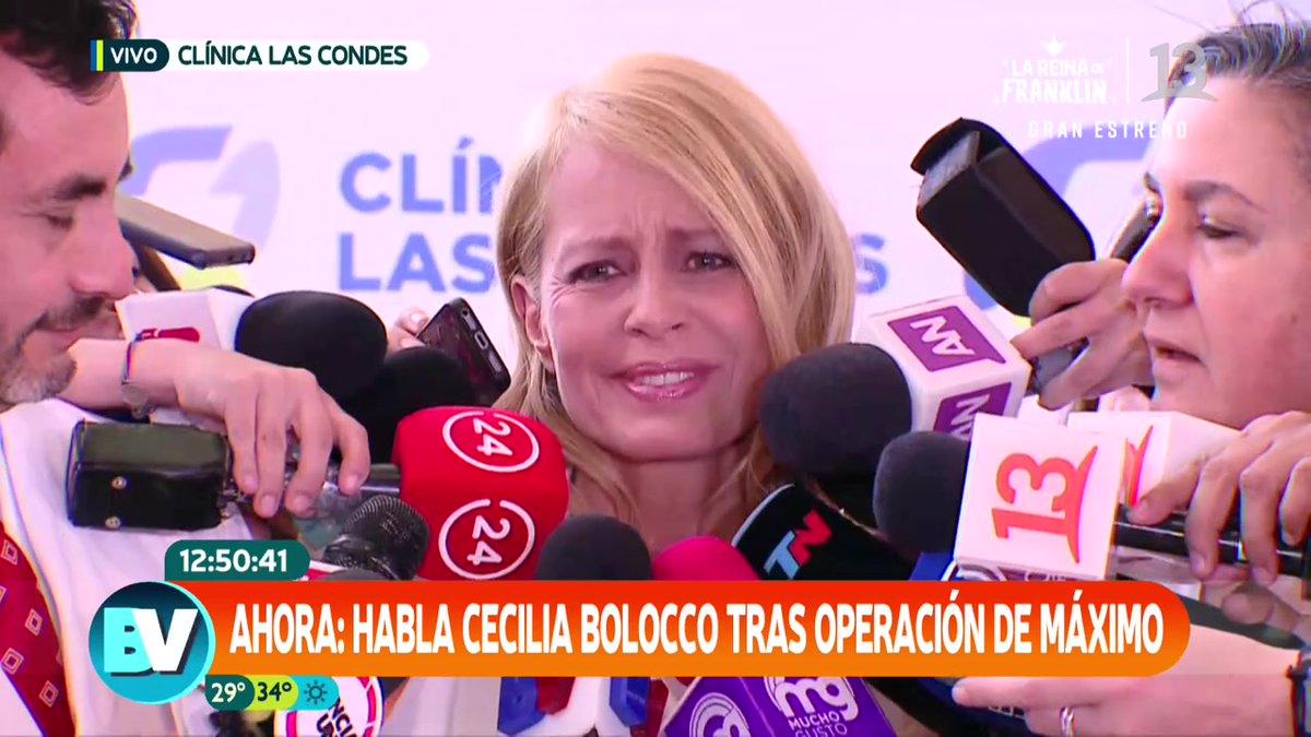 Cecilia Bolocco revive entre lágrimas conversación con su hijo tras operación: