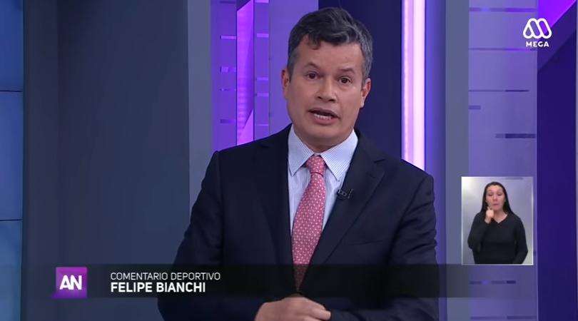 """""""Muestre antecedentes en 24 horas"""": elecciones de la ANFP en llamas por polémica entre candidato y Felipe Bianchi"""