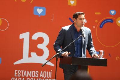 """Funa de Francisco Saavedra a tuitero que trató de """"delincuente"""" a Camilo Catrillanca terminó en disculpas"""