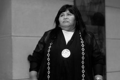 Mapuche y allendista: la ruta y los ejes de Emilia Nuyado, la interpeladora de Chadwick