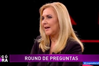 VIDEO  Pamela Jiles confirma su nombre en la papeleta para las primarias del 2021