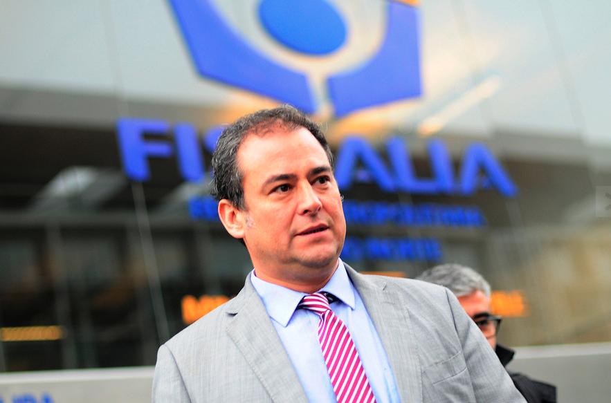 """""""Fiscal Emilfork denuncia a gerente de la Fiscalía Nacional por filtraciones"""""""