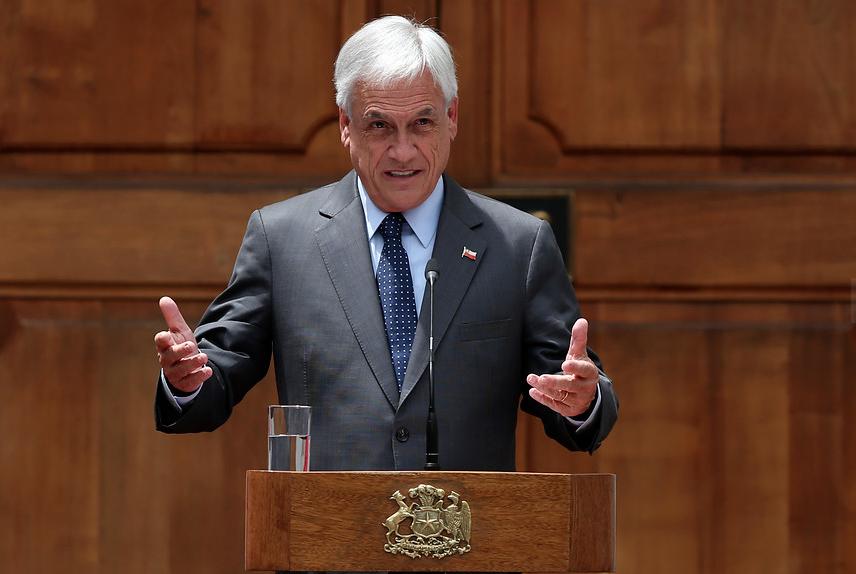 """""""Piñera anunciará cambios a la ley de libertad de culto"""""""