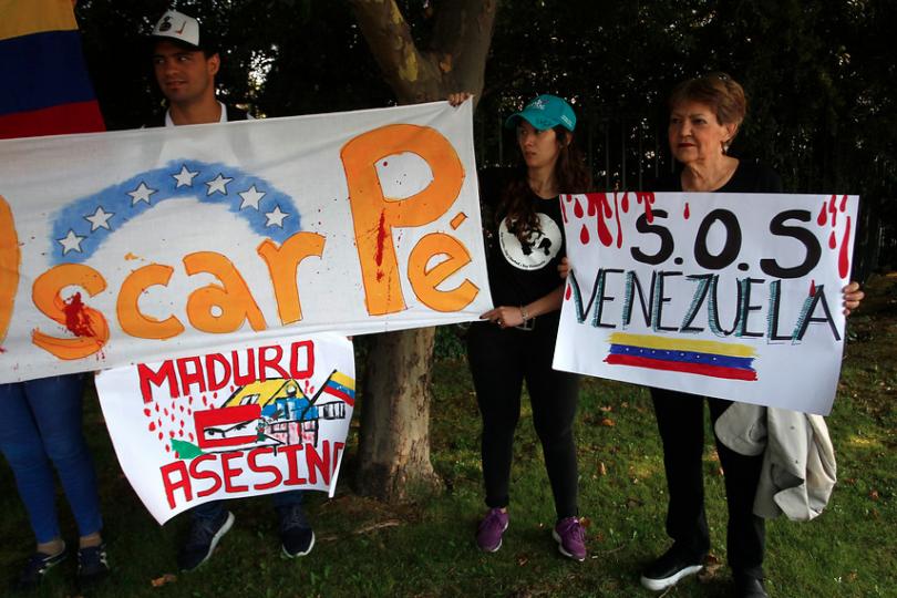 Más de 200 chilenos piden ser repatriados desde Venezuela