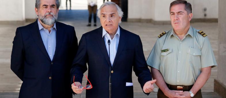 Chadwick confirma que carabinero destruyó imágenes de operativo en que murió Camilo Catrillanca