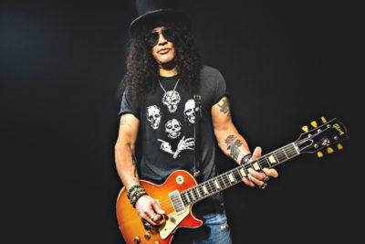 Slash agenda concierto en el Teatro Caupolicán el próximo 10 de mayo