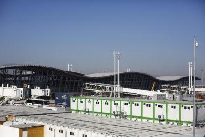 Aeropuerto de Santiago anuncia medidas de contingencia para este verano