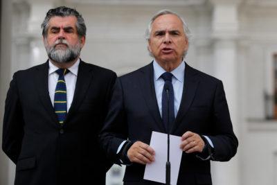 Caso Catrillanca: Andrés Chadwick ratifica a Hermes Soto en su cargo