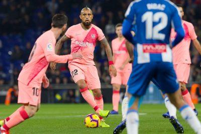 """Arturo Vidal quiere la Champions y avisa al Tottenham: """"Nadie se va a relajar, queremos terminar invictos"""""""