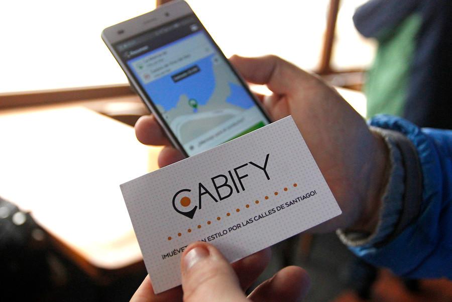 Cabify advierte el fin de apps de transportes con nueva ley
