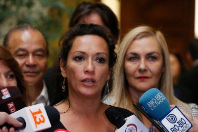 """""""Chupa patas"""": el incidente de Florcita Alarcón que terminó con Marisela Santibáñez saliendo de comisión"""