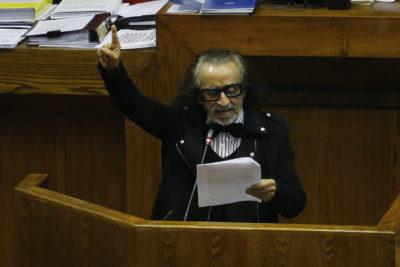 Diputado Florcita Alarcón propone eliminar el Senado en debate por reajuste del sector público