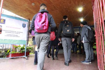Santiago busca traspasar 18 colegios al Estado tras el pago de una indemnización