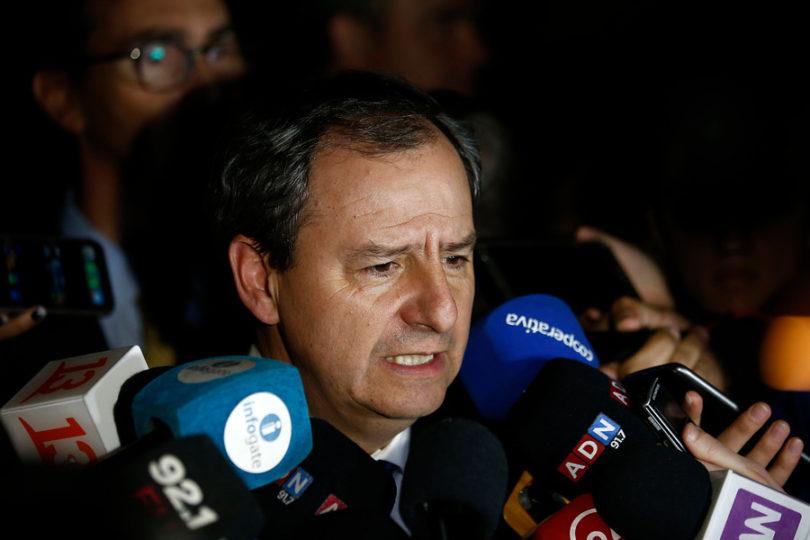 """El retorno de Gerardo Varela: aseguró que Bachelet quiso instalar una educación """"espartana"""""""