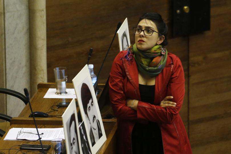 """Cariola por decisión del TC: """"Aún hay quienes se encargan hacer de Chile un lugar hostil para las mujeres"""""""