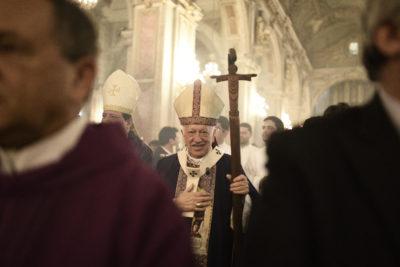 La demanda contra el Arzobispado que reveló episodio de violación en la Catedral de Santiago