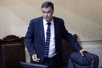 """""""Grave, ofensivo y deshonroso"""": el sorpresivo apoyo de Ossandón a Vallejo por la noticia falsa de Gonzalo de la Carrera"""