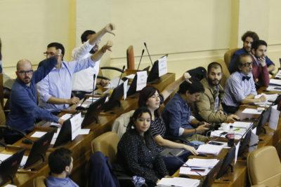 Diputados del Frente Amplio insisten en rebajar dieta parlamentaria tras pago de viáticos