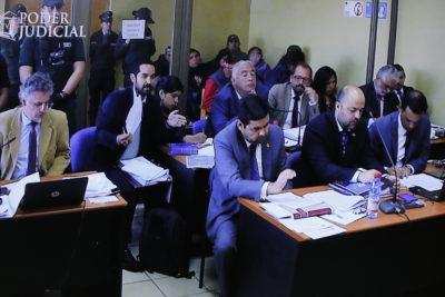 Renuncia abogado que defendía a cuatro ex carabineros imputados por muerte de Catrillanca