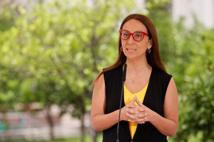 """Cecilia Pérez y el balance del consejo de gabinete: """"El 2018 establecimos las urgencias sociales"""""""