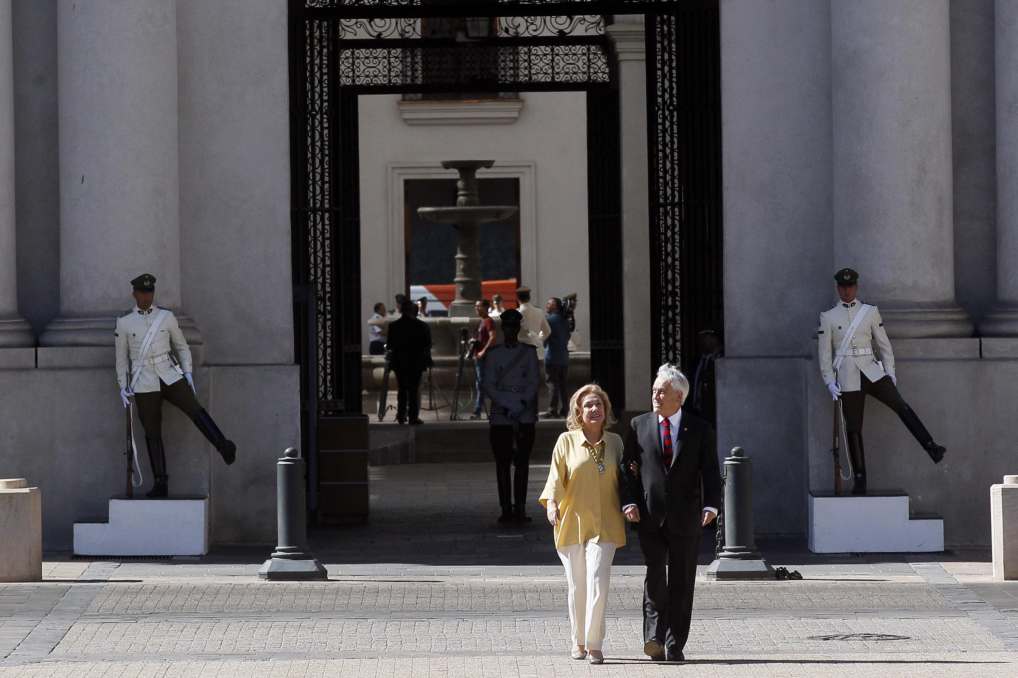"""Piñera en acto de conmemoración: """"Ningún país está inmune al atropello a los DD.HH."""""""